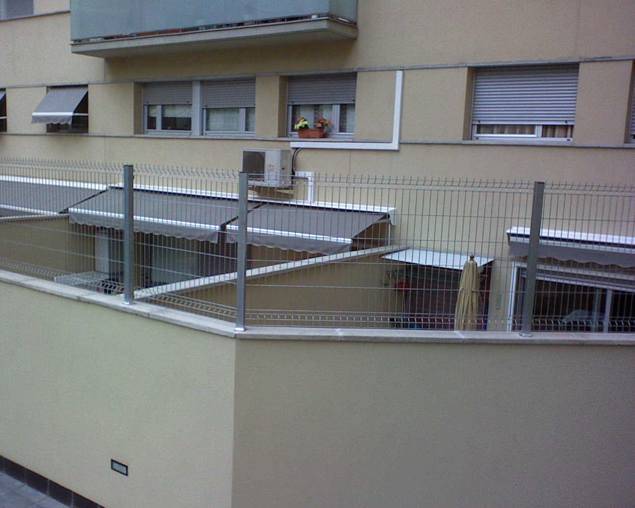 Productos - Vallas para terrazas ...